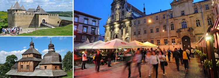 Galizien, Bukowina und Waldkarpaten - die Westukraine bereisen